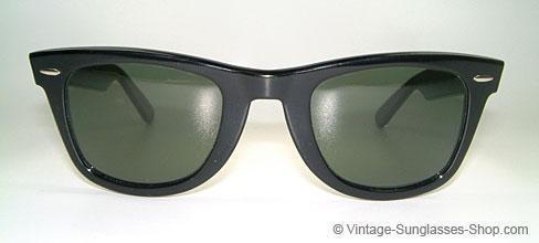 76d19f2276 Sunglasses Ray Ban Wayfarer I - Blues Brothers Glasses