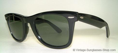 5b8fb8ed2ac Sunglasses Ray Ban Wayfarer I - Blues Brothers Glasses