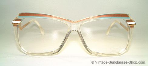 09f66ba28602 Glasses Cazal 181 - 80 s Hip Hop ZigZag Frame