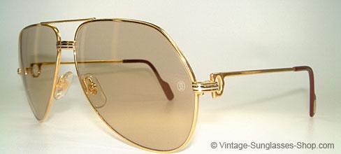 978be14ce2ea Sunglasses Cartier Vendome Louis Cartier - Large