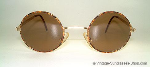 John Lennon Revolution Round Glasses