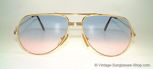 ff831e2c9a Sunglasses Cartier Vendome LC - Medium - David Bowie