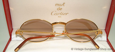 Cartier Saint Honore - Small Oval Frame