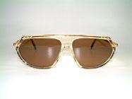 Cazal 344 - Vintage Designer Sunglasses Details