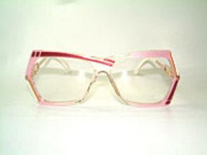 Cazal 183 - 1980's Hip Hop Eyeglasses Details