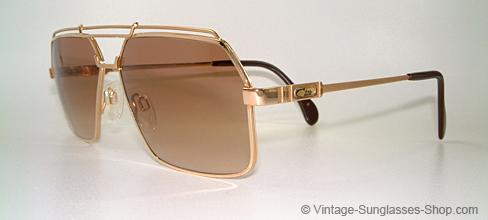 754021689a Sunglasses Cazal 734 - Kanye West