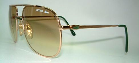 878a923abeab ... vintage Lacoste eyewear). Lacoste 101 Small