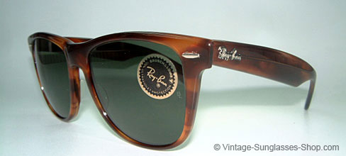 Sunglasses Ray Ban Wayfarer Ii Jfk Vintage Sunglasses