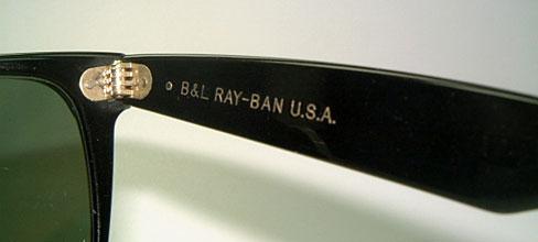 classic 1980s ray ban wayfarer  ray ban wayfarer ii mosaic