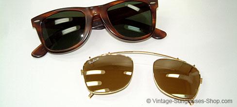 3ca44fb46a9 Eye Glasses Wayfarer Clip On