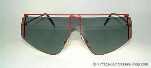 Sunglasses Ferrari F15/S , 90\u0027s Sports Shades