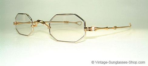 Glasses Lunor - Telescopic   Vintage Sunglasses 856e6957d3d5
