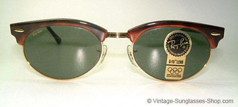 Ray Ban Ovale