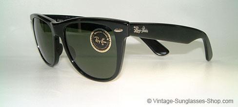 ray ban wayfarer ii vintage sunglasses  ray ban wayfarer ii