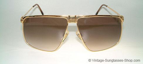 sunglasses gucci 41 o 22kt gold plated vintage sunglasses. Black Bedroom Furniture Sets. Home Design Ideas