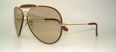 ray ban aviator sunglasses from  ray ban outdoorsman leather
