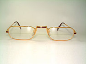 Cartier Demi Lune Laque - Reading Glasses Details