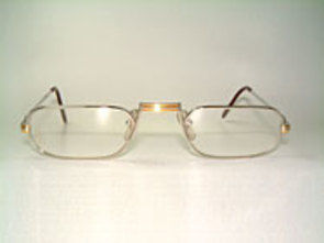Cartier Demi Lune Platine - Reading Glasses Details