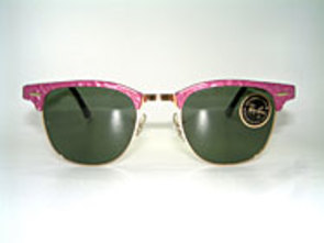 Ray Ban Clubmaster - Bausch & Lomb USA Details