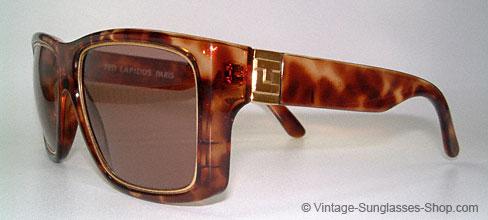 6ab347afbf Ted Lapidus Vintage Sunglasses