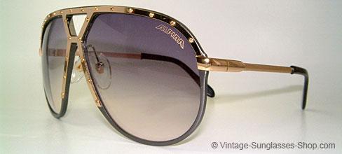 Vintage Alpina Sunglasses