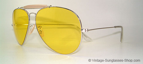 ray ban kalichrome yellow