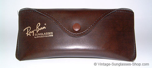 replacement ray ban glasses case  ray ban outdoorsman ii leather