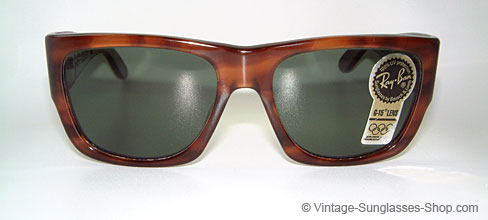 Ray Ban Nomad - Bausch&Lomb USA
