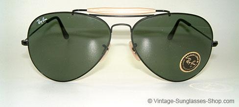 Sunglasses Ray Ban Outdoorsman II - G15   Vintage Sunglasses 752dbfaefb