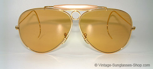 Vintage Sunglasses Product Details: Ray Ban Shooter ...