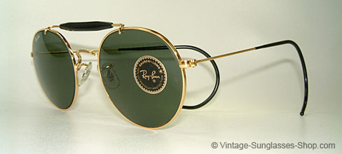 classic ray ban sunglasses  Vintage Sunglasses