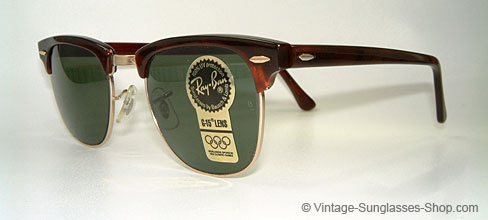 ray ban clubmaster model number s41d  Ray Ban Clubmaster I