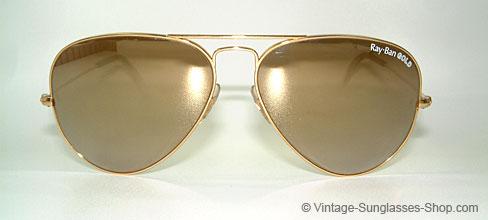 ray ban pilot gold  Vintage Sunglasses