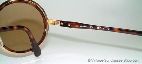 922339edc9 Cazal Eyewear Vintage 644