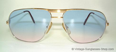 2333581e9767 Sunglasses Cartier Tank Platine Louis Cartier - Medium