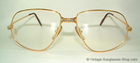 ee5ff23693 Glasses Cartier Panthere G.M. - Large - Luxury Eyeglasses
