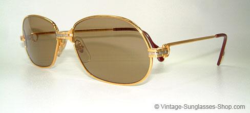 56b8fdee4b Sunglasses Cartier Panthere P.M. - Medium - Luxury Shades