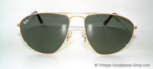 vintage ray ban sunglasses for sale  ray ban fashion metal style ii