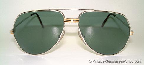 f2abadf99b36 Sunglasses Cartier Vendome LC Platine - Large
