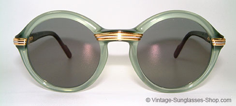 Cartier Cabriolet - Small - Round 90's Shades