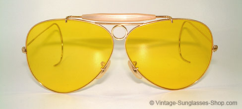 vintage ray ban shooter kalichrome