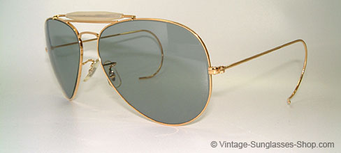 ab65862537 Vintage Sunglasses – Product Details  Ray Ban Outdoorsman II - Sport