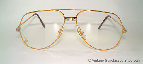 484422e0e9 Glasses Cartier Vendome Santos - Medium
