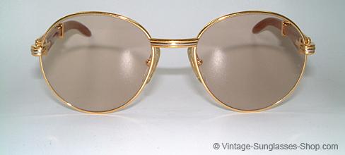 41de48df928 Sunglasses Cartier Bagatelle Palisander