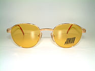 Jean Paul Gaultier 57-3177 - Gold Plated Frame Details