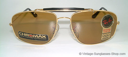 80ace8ec102 Sunglasses Ray Ban Explorer - Driving Chromax