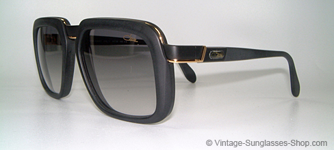 fba3bd6337 Sunglasses Cazal 616 - Dull black