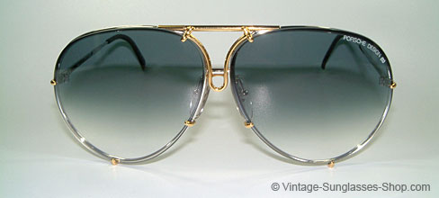 990dcbd0dc Sunglasses Porsche 5621 - Large - 80 s Aviator Shades
