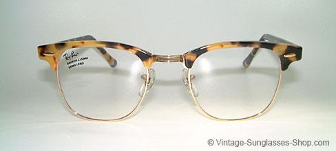 ray ban clubmaster vintage  Vintage Sunglasses