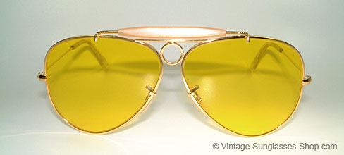 ray ban yellow shooter kalichrome
